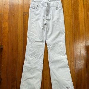 NILS polyester ski pants size 2
